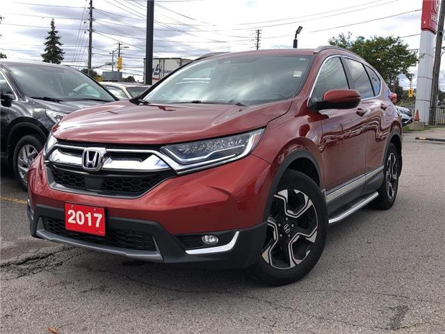 2017 Honda CR-V Touring (Stk: 58540A) in Scarborough - Image 1 of 22