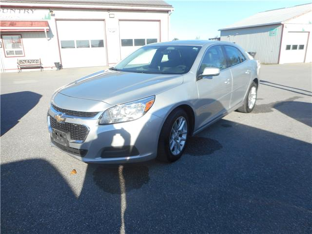 2015 Chevrolet Malibu 1LT (Stk: NC 3820) in Cameron - Image 1 of 9