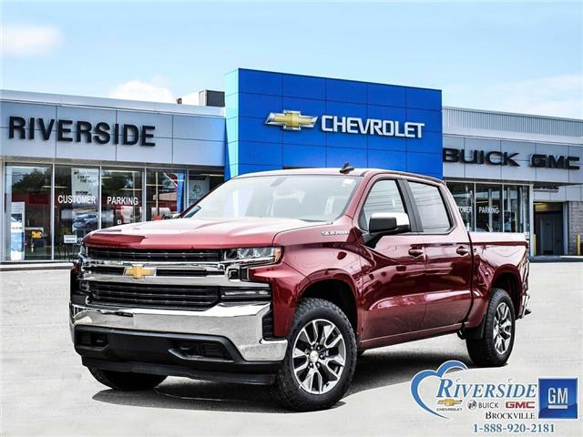 2019 Chevrolet Silverado 1500 LT (Stk: 19-330) in Brockville - Image 1 of 24