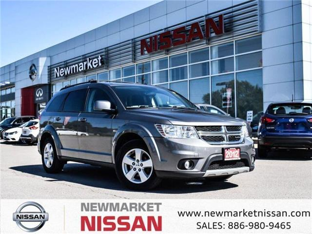 2012 Dodge Journey SXT (Stk: 19R021A) in Newmarket - Image 1 of 23