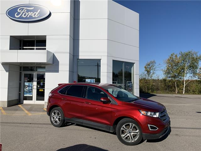2016 Ford Edge Titanium (Stk: 19581A) in Smiths Falls - Image 1 of 1