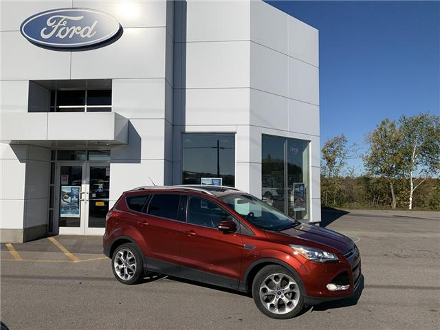 2015 Ford Escape Titanium (Stk: 19566A) in Smiths Falls - Image 1 of 1