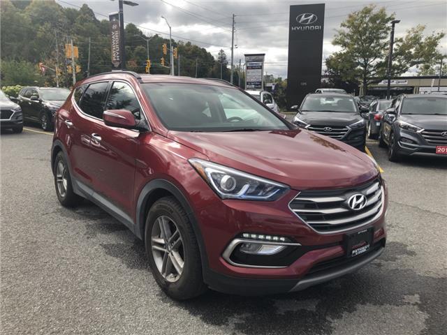 2018 Hyundai Santa Fe Sport 2.4 Premium (Stk: P3407) in Ottawa - Image 1 of 7