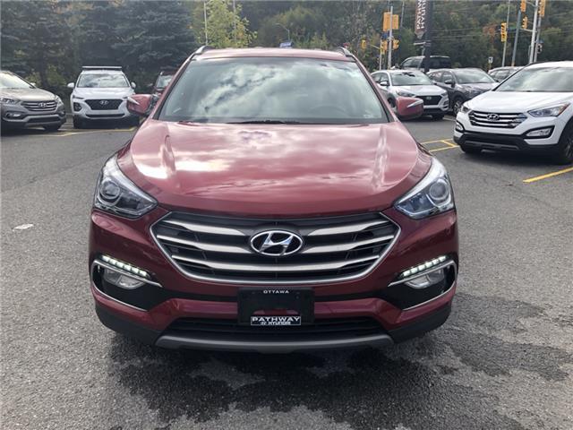 2018 Hyundai Santa Fe Sport 2.4 Premium (Stk: P3407) in Ottawa - Image 2 of 7