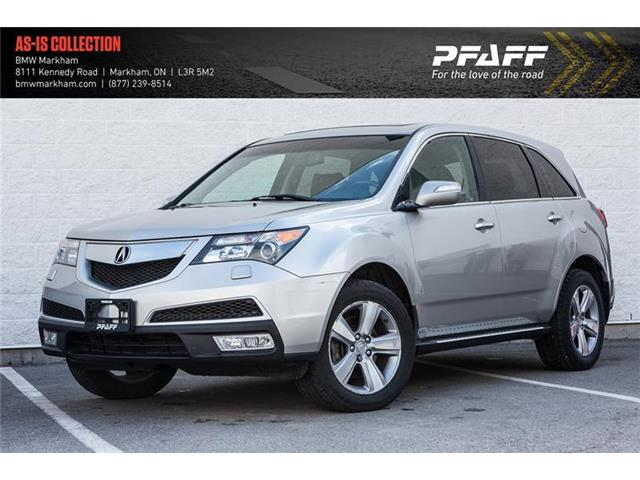 2011 Acura MDX Base (Stk: 38369A) in Markham - Image 1 of 16