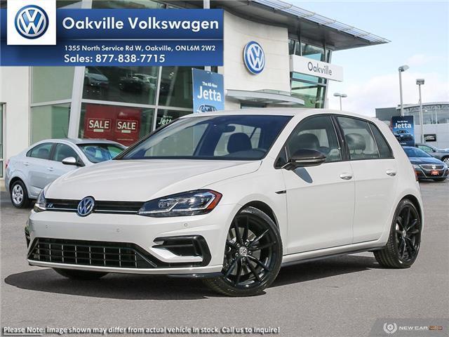 2019 Volkswagen Golf R 2.0 TSI (Stk: 21412) in Oakville - Image 1 of 32