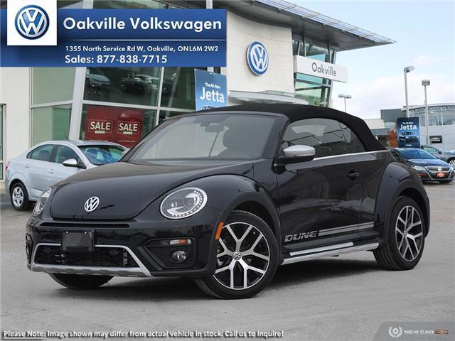 2019 Volkswagen Beetle 2.0 TSI Dune (Stk: 21646) in Oakville - Image 1 of 23