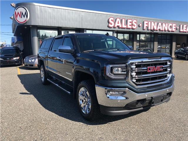 2018 GMC Sierra 1500 SLT (Stk: 18-233850) in Abbotsford - Image 1 of 11