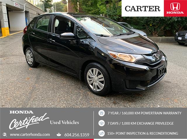 2015 Honda Fit LX (Stk: FK34521) in Vancouver - Image 1 of 22