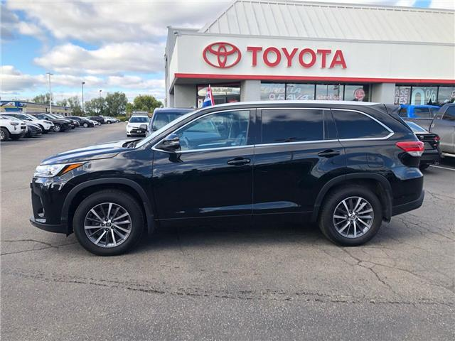 2018 Toyota Highlander  (Stk: P0055620) in Cambridge - Image 1 of 14