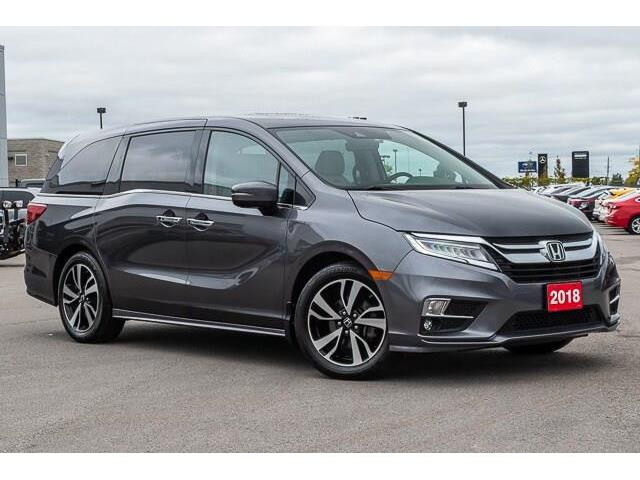 2018 Honda Odyssey Touring (Stk: 42781A) in Innisfil - Image 1 of 30