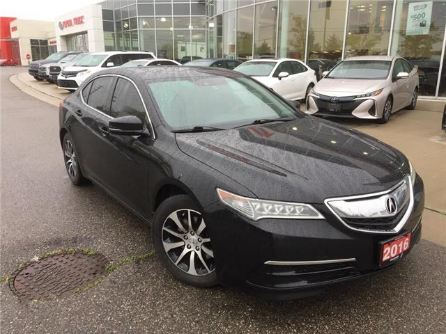 2016 Acura TLX Tech (Stk: 800415T) in Brampton - Image 1 of 17