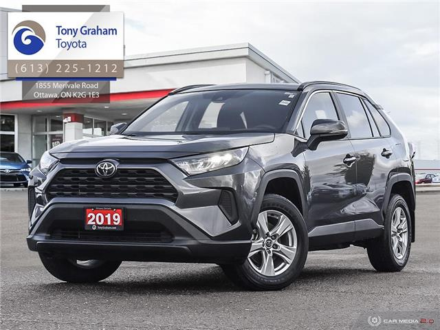 2019 Toyota RAV4 LE (Stk: U9198) in Ottawa - Image 1 of 28