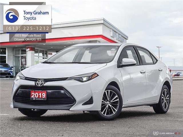 2019 Toyota Corolla LE (Stk: U9162) in Ottawa - Image 1 of 29