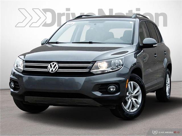 2015 Volkswagen Tiguan Trendline (Stk: D1482) in Regina - Image 1 of 28