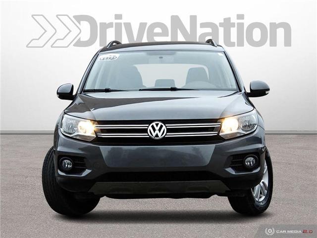 2015 Volkswagen Tiguan Trendline (Stk: D1482) in Regina - Image 2 of 28