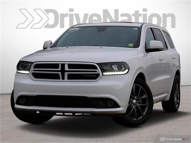 2017 Dodge Durango GT (Stk: WE431) in Edmonton - Image 1 of 28