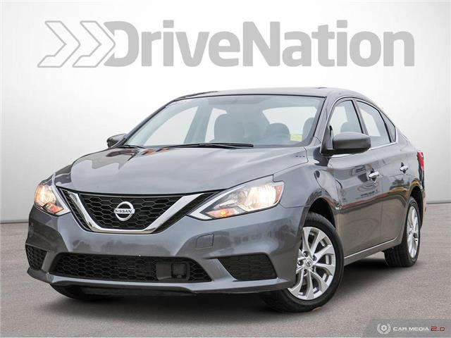 2018 Nissan Sentra 1.8 S (Stk: WE446) in Edmonton - Image 1 of 28