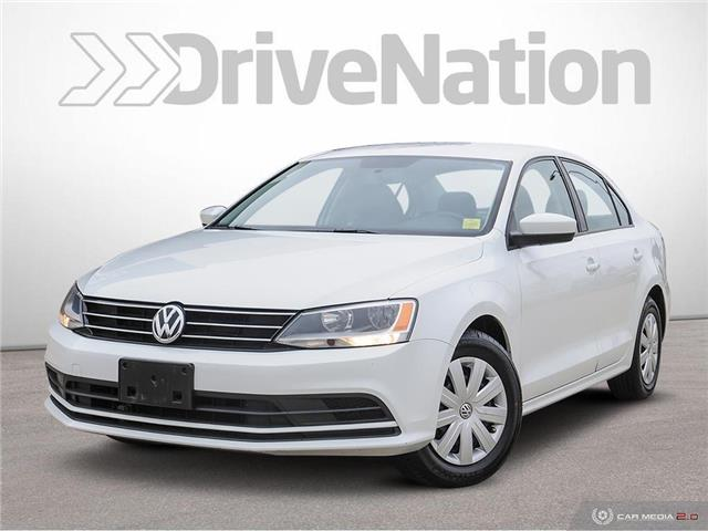 2017 Volkswagen Jetta 1.4 TSI Trendline+ (Stk: WE459) in Edmonton - Image 1 of 27