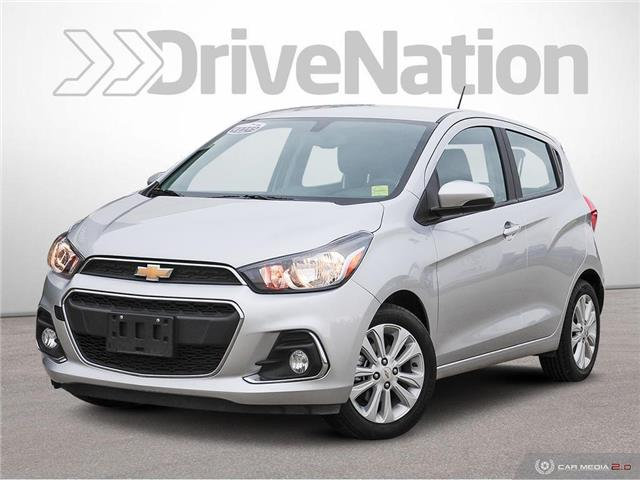 2018 Chevrolet Spark 1LT CVT (Stk: WE445) in Edmonton - Image 1 of 27