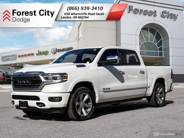 2019 RAM 1500 Limited (Stk: DL0020) in London - Image 1 of 28