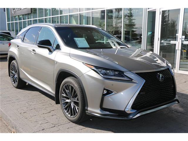 2017 Lexus RX 350 Base (Stk: 200033A) in Calgary - Image 1 of 9