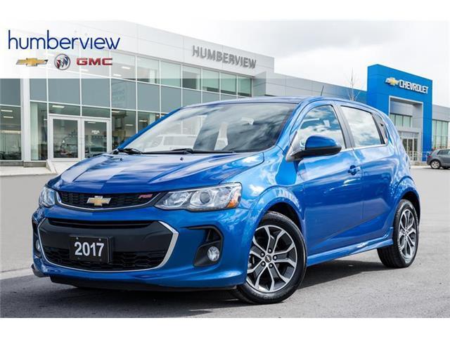 2017 Chevrolet Sonic LT Auto (Stk: 109213DP) in Toronto - Image 1 of 19