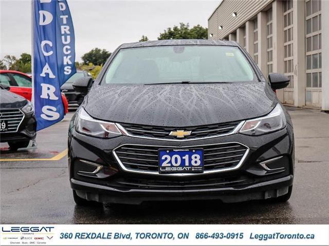 2018 Chevrolet Cruze Premier Auto (Stk: T11649) in Etobicoke - Image 2 of 26