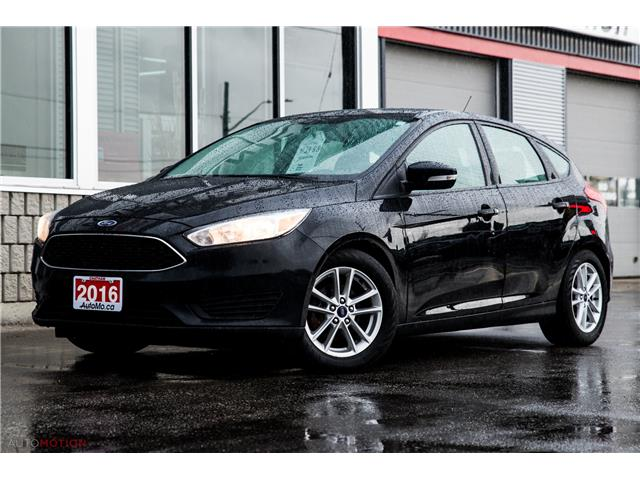 2016 Ford Focus SE (Stk: 191085) in Chatham - Image 1 of 23