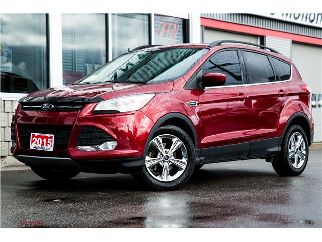 2015 Ford Escape SE (Stk: T19767) in Chatham - Image 1 of 26