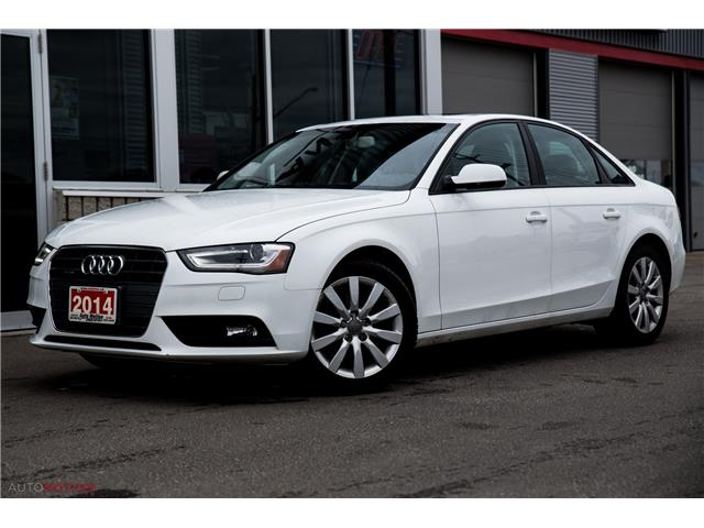 2014 Audi A4 2.0 Komfort (Stk: 191132) in Chatham - Image 1 of 29