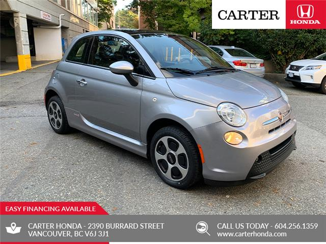 2016 Fiat 500E  (Stk: B39970) in Vancouver - Image 1 of 22