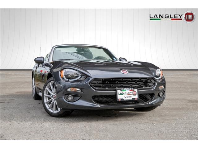 2019 Fiat 124 Spider Lusso (Stk: K141014) in Surrey - Image 1 of 20