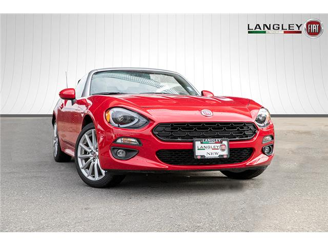 2018 Fiat 124 Spider Lusso (Stk: J134255) in Surrey - Image 1 of 18