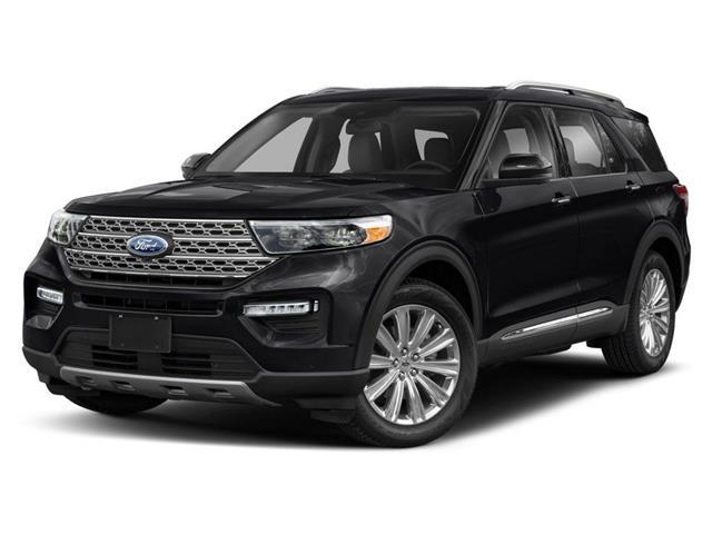 2020 Ford Explorer Platinum (Stk: 90040) in Wawa - Image 1 of 9