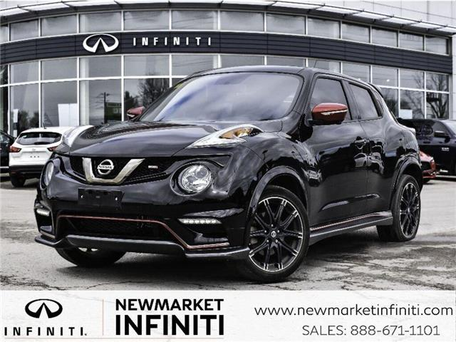 2016 Nissan Juke Nismo (Stk: UI1243A) in Newmarket - Image 1 of 19