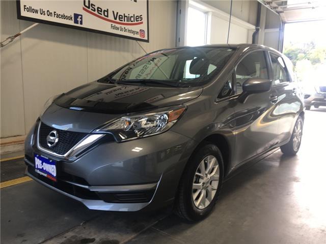 2017 Nissan Versa Note 1.6 SV (Stk: P0720) in Owen Sound - Image 1 of 11
