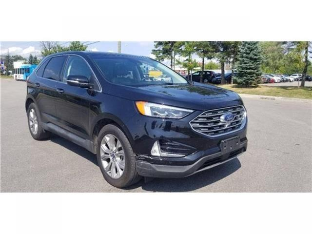 2019 Ford Edge Titanium (Stk: P8778) in Unionville - Image 1 of 22