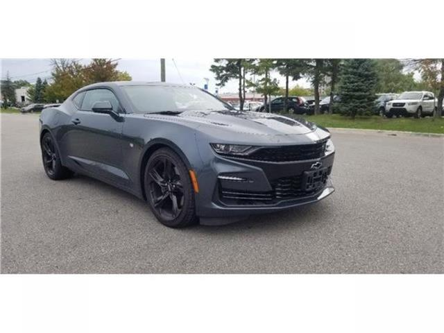 2019 Chevrolet Camaro 2SS (Stk: 19FS1601A) in Unionville - Image 1 of 21