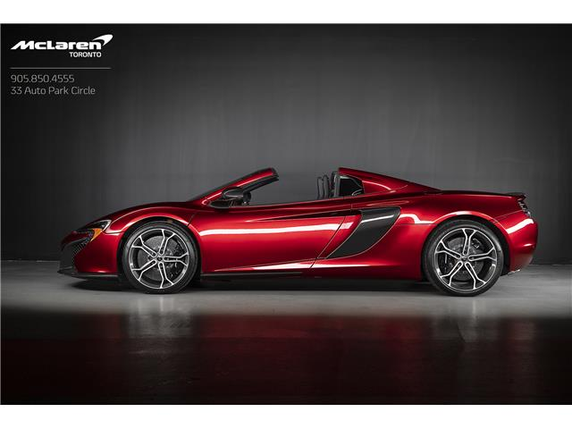 2016 McLaren 650S Spider (Stk: DM001) in Woodbridge - Image 1 of 19