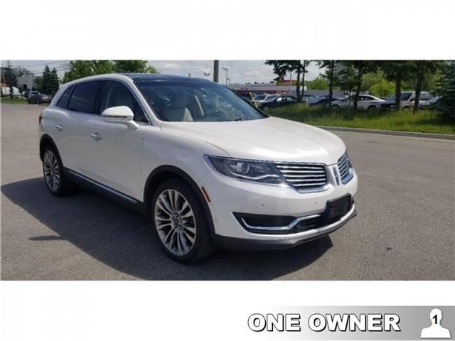 2016 Lincoln MKX Reserve (Stk: P8680) in Unionville - Image 1 of 21