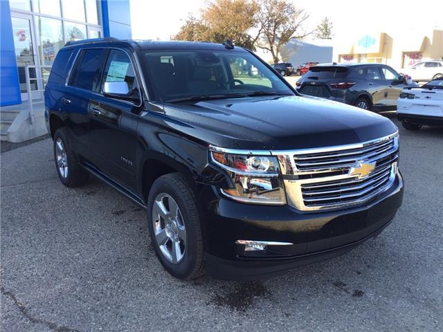 2020 Chevrolet Tahoe Premier (Stk: 210122) in Brooks - Image 1 of 21
