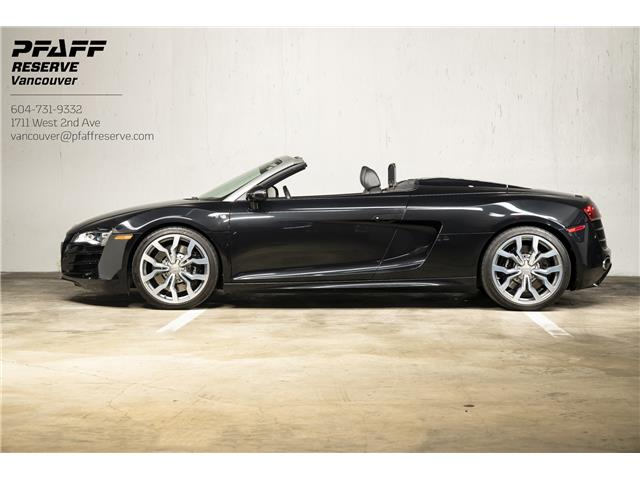 2012 Audi R8 5.2 (Stk: AT0024) in Vancouver - Image 1 of 22