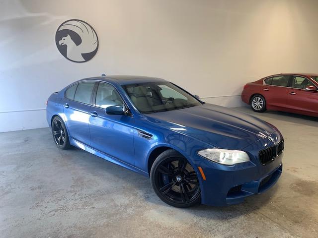 2012 BMW M5 Base WBSFV9C54CC772326 1207 in Halifax