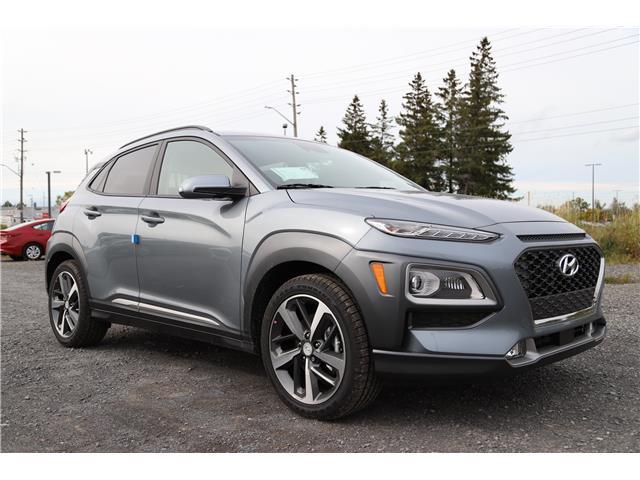 2020 Hyundai Kona 1.6T Ultimate (Stk: R05239) in Ottawa - Image 1 of 8