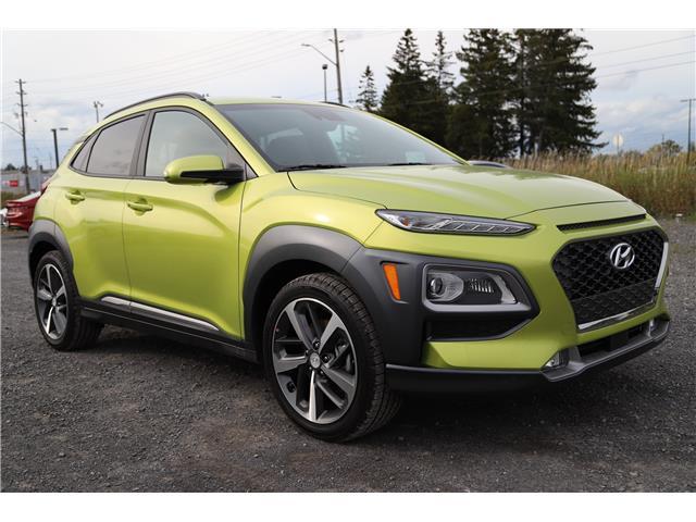 2020 Hyundai Kona 1.6T Ultimate w/Lime Colour Pack (Stk: R05157) in Ottawa - Image 1 of 9