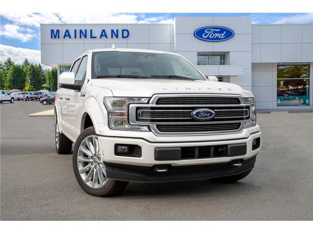 2019 Ford F-150 Limited (Stk: 9F12267) in Vancouver - Image 1 of 30