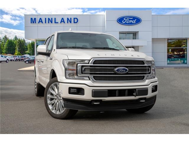 2019 Ford F-150 Limited (Stk: 9F12272) in Vancouver - Image 1 of 28