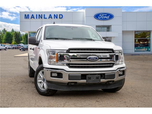 2019 Ford F-150 XLT 1FTFW1E41KKC00077 P0077 in Vancouver