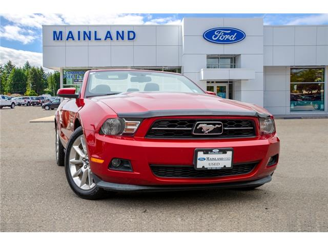 2011 Ford Mustang V6 1ZVBP8EM4B5144216 P5964A in Vancouver